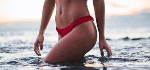 Dzięki pielęgnacji antycellulitowej chętnie pokażesz się w bikini!